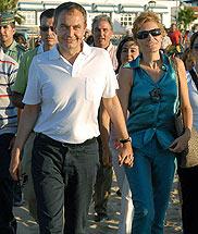 Zapatero: vacaciones inmerecidas