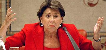 Magdalena Álvarez debe dimitir