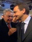 Ya buscan sustituto a Zapatero en las altas esferas del poder