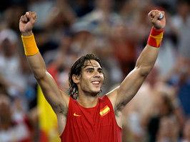 Rafael Nadal 'for president'