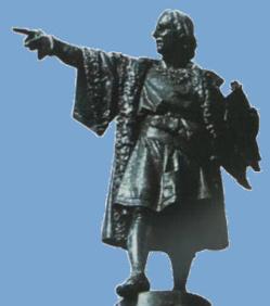 Colón, el descubridor, al que los enemigos de España quieren borrar de la memoria