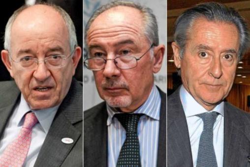 Bankia y el trio de la suciedad