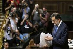 Un Rajoy esperanzador y con talante abre una nueva etapa en la política española