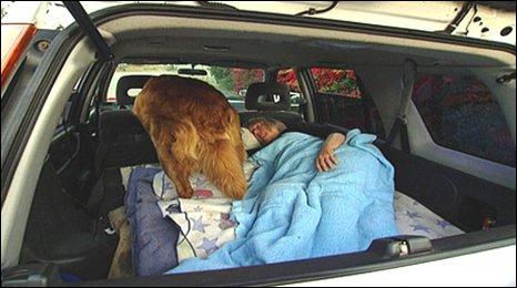 CAR SLEEPERS