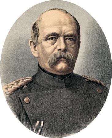 Nuestros políticos actuales parecen coetáneos del viejo Otto von Bismarck