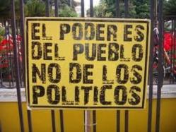 Los políticos ignoran conscientemente los deseos y sentimientos ciudadanos