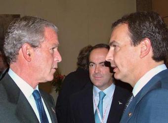 Zapatero, humillado en el escenario mundial