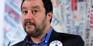 Mateo Salvini, el tipo duro que transforma Italia entre aplausos del pueblo y aplasta a los viejos partidos. Son políticos nuevos, aupados por el pueblo, hastiado de miserables.