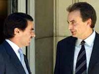 Aznar es el inventor de Zapatero