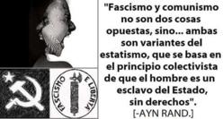 Nuestra clase política si que es fascista