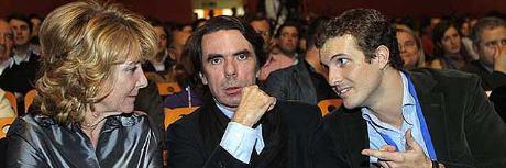 Aznar lanza un Torpedo letal a Rajoy