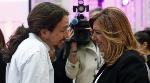 """El PSOE abraza el izquierdismo populista y se """"podemiza"""""""
