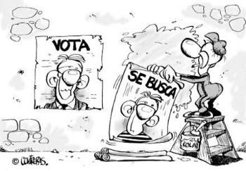 2008 en España: el año de las patrañas (The bah-humbug year)