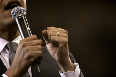 Obama: debilidad y esperanza en su discurso de toma de posesión