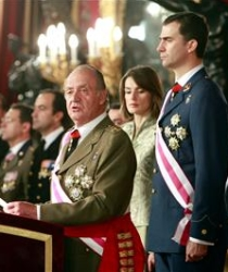 ¿Apoya el rey al PSOE?