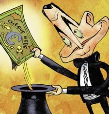 Zapatero quiere aprender a gobernar sin dinero