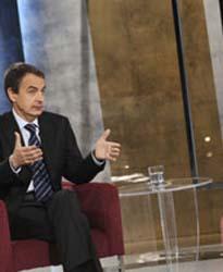 Lecciones urgentes de democracia para Zapatero