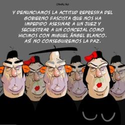 La España que premia y paga a canallas y traidores