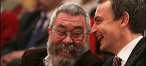 Zapatero ha doblegado a los sindicatos