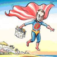 El mejor chiste político de Zapatero (Humor de fin de semana)
