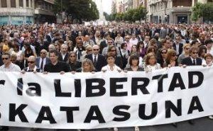 La convivencia avanza en el País Vasco, aunque no la democracia
