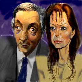 La fortuna de los esposos Kirchner se multiplica sospechosamente