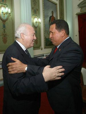 Moratinos, el mejor payaso de Zapatero