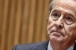 Miguel Blesa, un rostro que refleja dolor