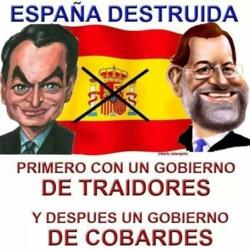 El sistema español obliga al ciudadano a financiar mafias y canalladas