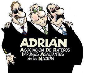 Los partidos políticos, el gran problema de España