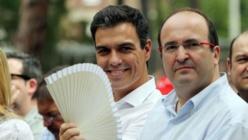 El peligro socialista en España