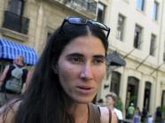 La represión de Yoani, bloguera libre cubana