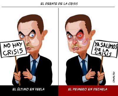 El frívolo Zapatero compara el Comunismo con el Franquismo