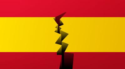 España, un país sin ilusiones ni proyectos comunes, se desmorona