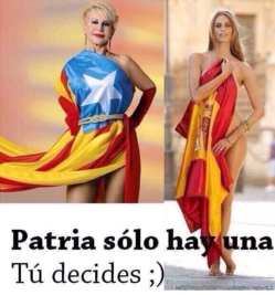 Lecciones del drama catalán
