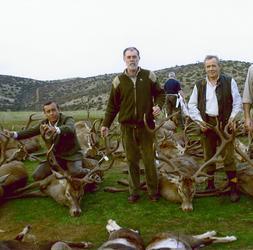 La casta no solo caza ciervos