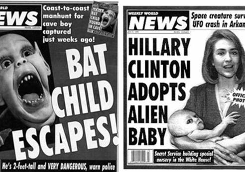 La invasión de las Fake News (Noticias falsas)