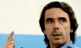 Razones para rechazar a José María Aznar