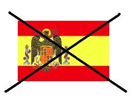 El fascismo español, de derecha y de izquierda, hace músculo, pero se esconde