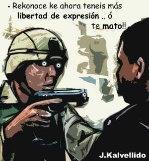 """EL MIEDO A LA LIBERTAD NO ES UNA DEBILIDAD DE LA IZQUIERDA, SINO UNA LACRA DE """"LA CASTA"""" POLÍTICA"""