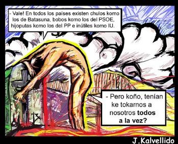 España contaminada por la política (uno)