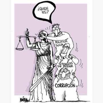 España contaminada por la política (dos y final)