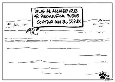 LA LEY DEL SUELO Y JAUME MATAS PALOU
