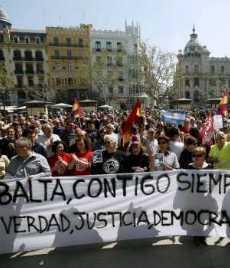 "Guerracivilismo demente ""made in PSOE"""