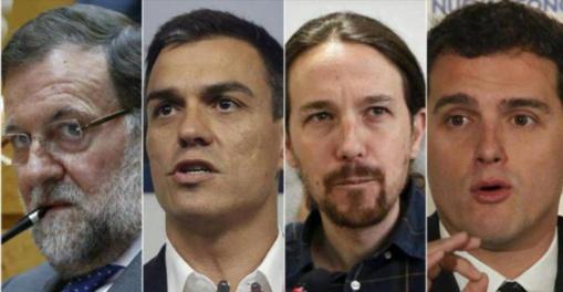"""Los """"malos españoles"""" están en todas partes, pero el pueblo los señala, sobre todo, en la clase política."""