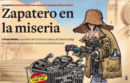Los 10 Mandamientos de Zapatero (Reflexión para el fin de semana)
