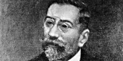 Vázquez de Mella indica el camino de la fortaleza de España