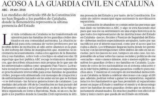 La sociedad catalana se desliza hacia el totalitarismo