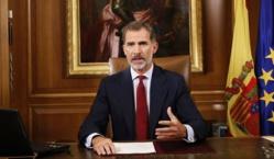 ¿Cuándo debe el rey actuar en defensa de España y de su pueblo?