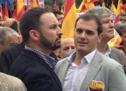 Ciudadanos y VOX reciben a miles de potenciales corruptos huidos del PP y del PSOE